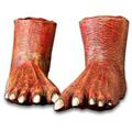 Duivel voeten