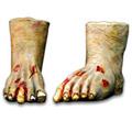 Zombie voeten