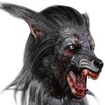 Grijze weerwolf